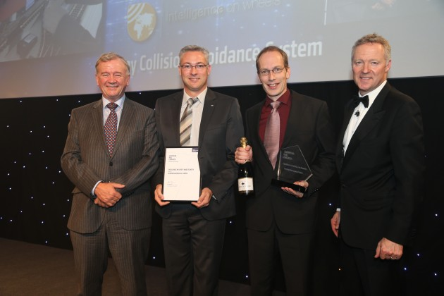 European Rail Award 2013