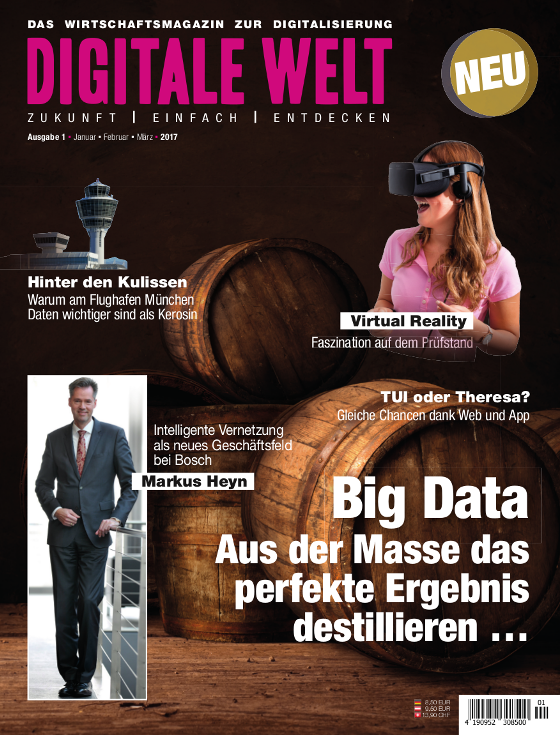 Digitale Welt Issue #1/2017